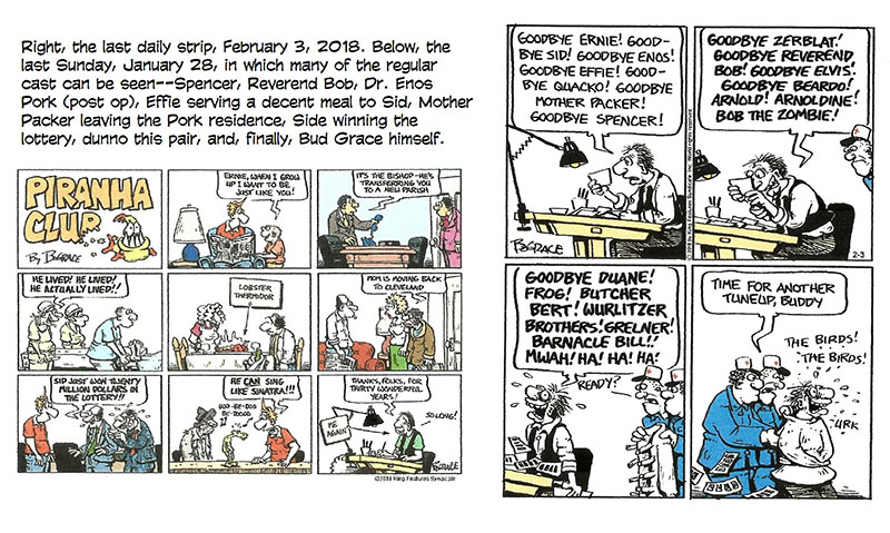 Comic strip ernie bobo